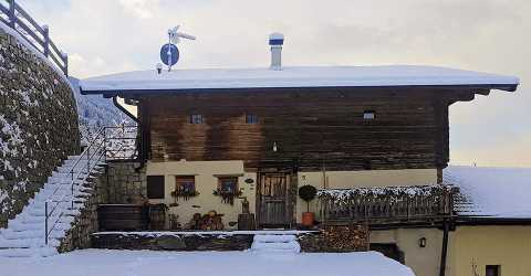 Holiday home of the Obereggerhof in Scena
