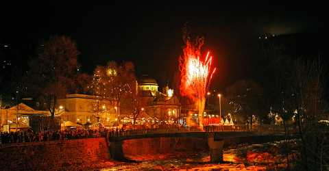New Year's Eve in Merano